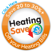 Save 20 to 30%+ off your heating bills